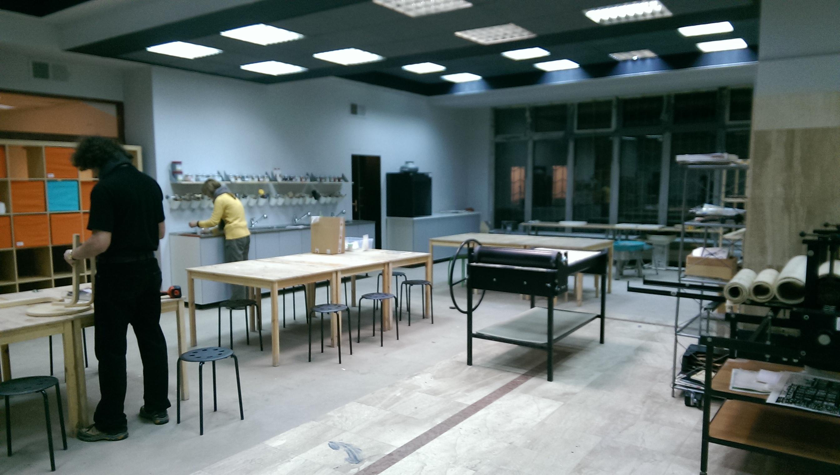 Nowa Pracownia Szkoły