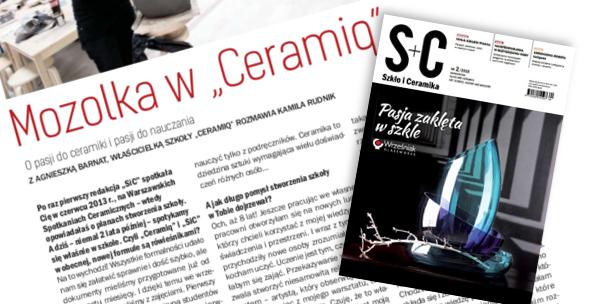 """""""Ceramiq"""" w """"S+C"""""""