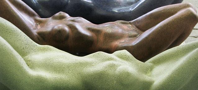 Nadchodzący grudzień pod znakiem rzeźby ceramicznej i znakomitego Artema Dmytrenko.