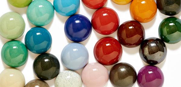 Wprowadź w życie trochę ceramicznych kolorów...