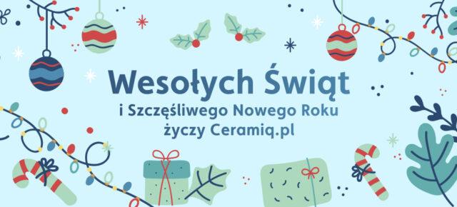 Wesołych Świąt i Szczęśliwego Nowego Roku:)
