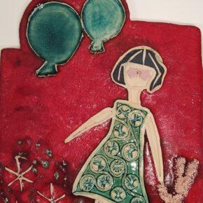 Fragment twórczości naszych studentów po zajęciach z Weroniką Surmą